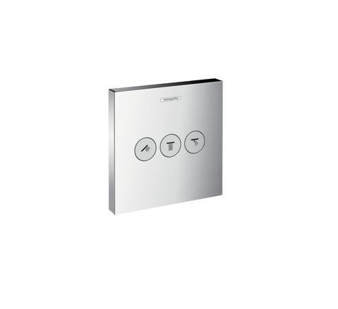 Shower select 3 llaves de paso empotrado for Llaves para shower