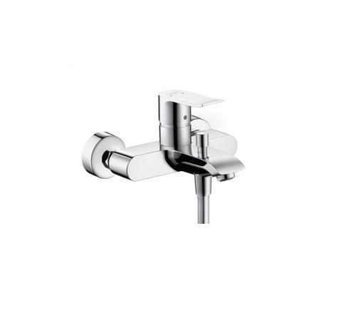Metris mezcladora monomando ba o de ducha externa for Griferia mezcladora ducha