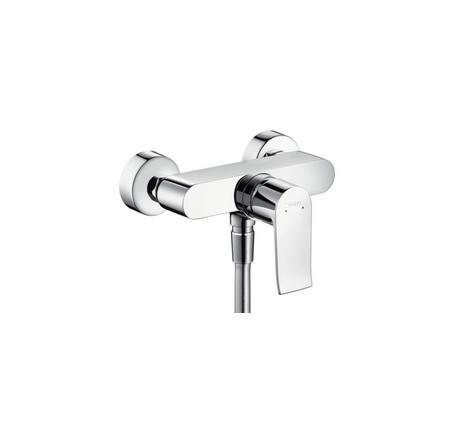 Metris mezcladora monomando de ducha externa for Griferia mezcladora ducha